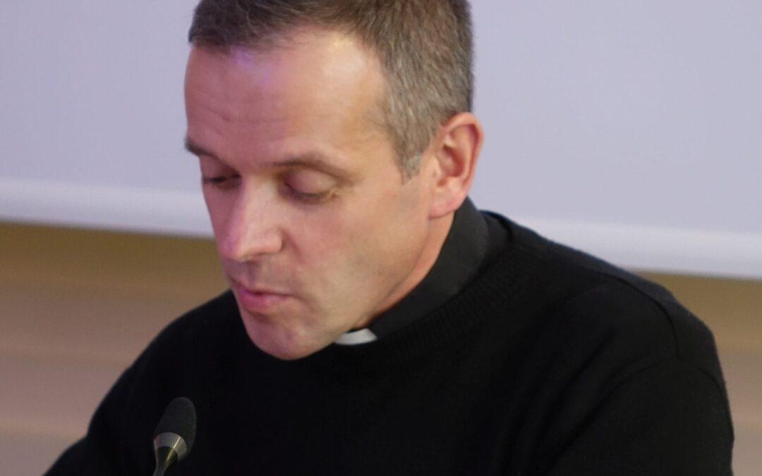Prva tiskovna konferenca – Janez Cerar