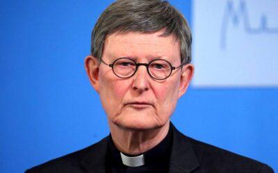 Kardinal Rainer Maria Wölki razglašen za nezaželeno osebo v eni od župnij v Düsseldorfu